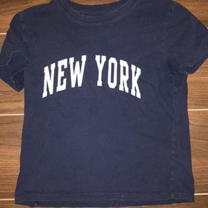 pacsun new york shirt